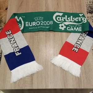 Euro 2008 Carlsberg France Scarf.